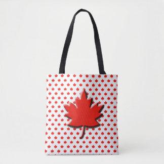 Maple Leaf Totebag Tote Bag