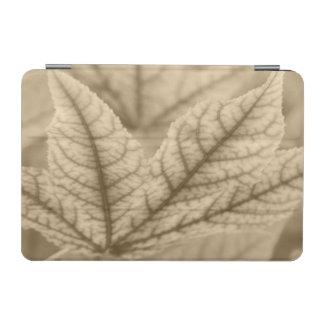 Maple Leaf Vein Patterns iPad Mini Cover
