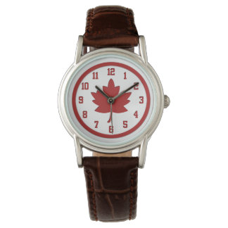 Maple Leaf Watch