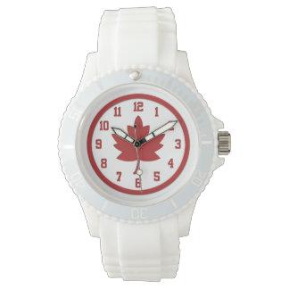 Maple Leaf Wristwatches