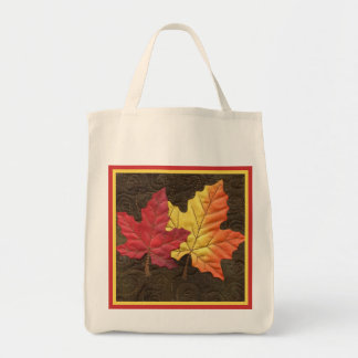 Maple Leaves in Fall Bag