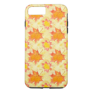 Maple Leaves iPhone 8 Plus/7 Plus Case