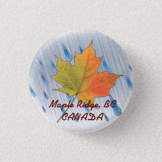 Maple Ridge Souvenir Button
