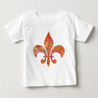 Maple Star Designer Fleur-de-Lis T Shirts