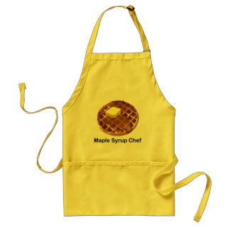 Maple Syrup Chef Standard Apron