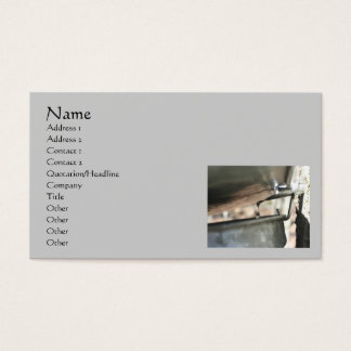 Maple Syrup Sap Running Nature Business Card