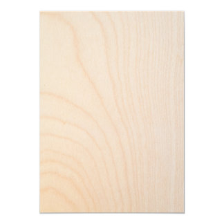 Maple timber texture card