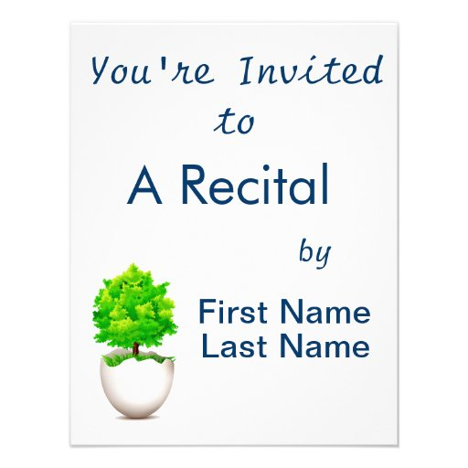 maple tree growing out of eggshell eco graphic.png personalized invitations