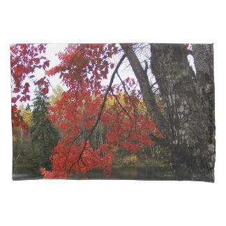 Maple Tree Pillow Case