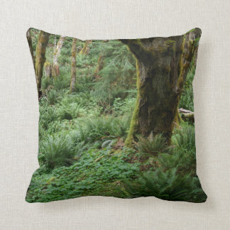 Maple Tree Trunk Pillow