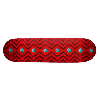 Mapuche Octagon Skate deck