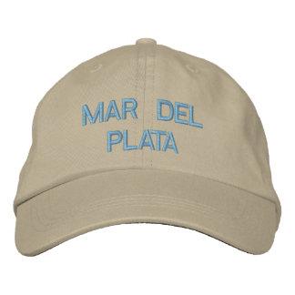 Mar del Plata Cap Embroidered Baseball Caps