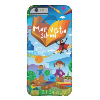 Mar Vista Elementary school iPhone case