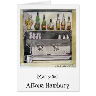 Mar y Sol Altona Hamburg Card