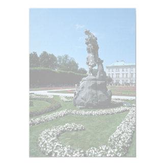 Marabell Gardens, Salzburg, Austria Custom Announcements