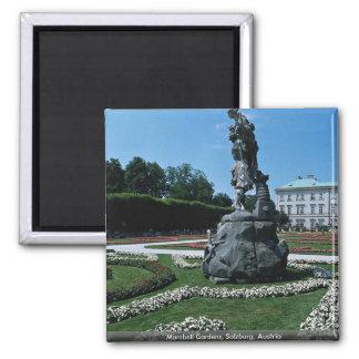 Marabell Gardens, Salzburg, Austria Magnet