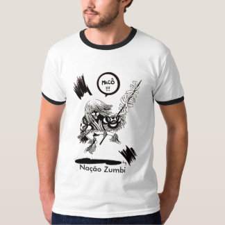 maracatu, Nation I buzzed T-Shirt