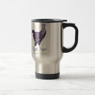MARANS HEN, tony fernandes Travel Mug