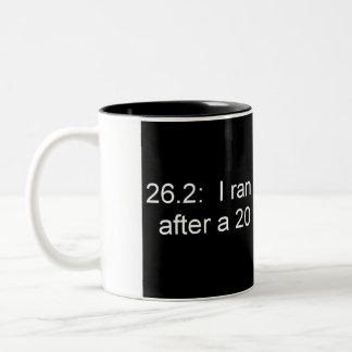 Marathon 10K love Mug