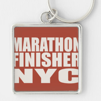 Marathon Finisher Key Chain