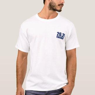 Marathon Finisher - Navy T-Shirt