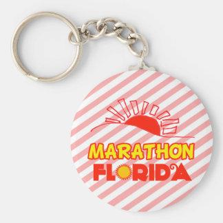 Marathon, Florida Keychain