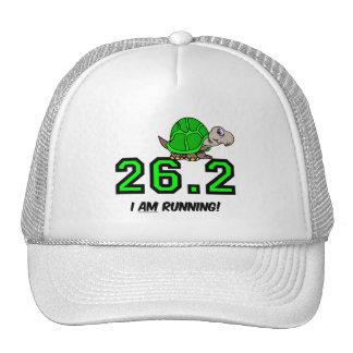 marathon trucker hats
