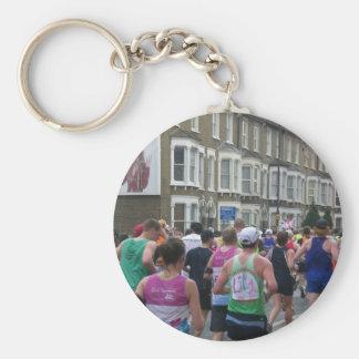 Marathon in London 2010 Key Chain