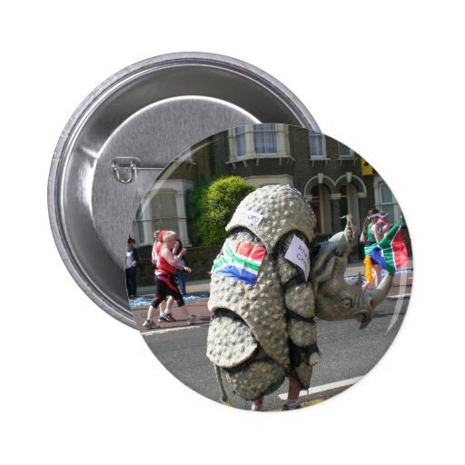 Marathon in London Buttons