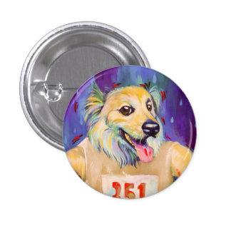 Marathon Max 3 Cm Round Badge
