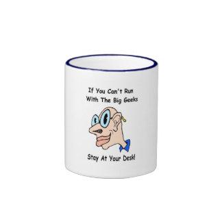 Marathon Ringer Mug