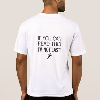 Marathon Runner If You Can Read This T-Shirt