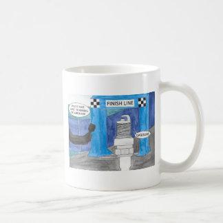 Marathon Sparkplug Coffee Mug