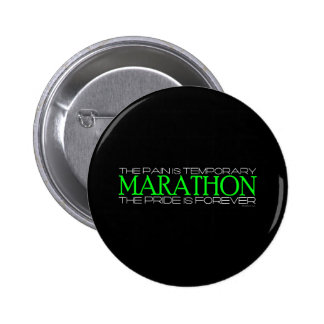 Marathon - The Pride is Forever Pinback Buttons