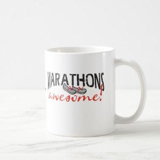 Marathons Awesome! Coffee Mug