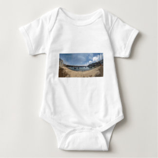 marazion harbour baby bodysuit