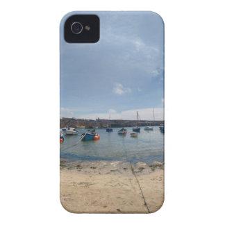 marazion harbour iPhone 4 Case-Mate case
