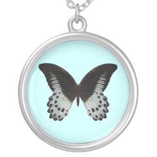 Marbel Swallow Tail Butterfly Pendants