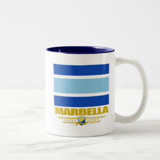 Marbella Two-Tone Coffee Mug