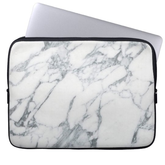 Marble 13in Laptop Sleeve