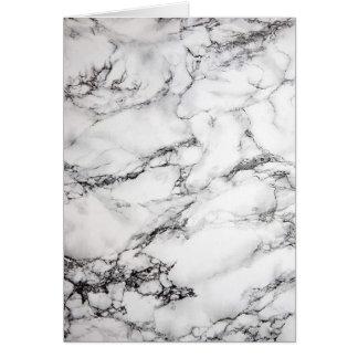 Marble Blank Card