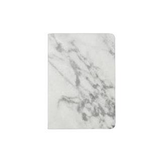 Marble by KeyAesthetics Passport Holder