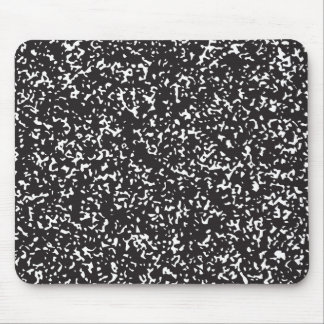 Marble Composition Book Mousepad