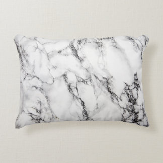 """Marble Custom Brushed Polyester Pillow 16"""" x12"""""""