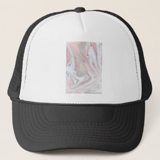 MARBLE DESIGN ELEMENTS TRUCKER HAT