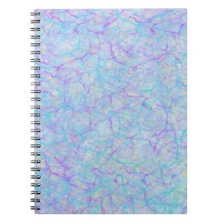 Marble Design Notebook
