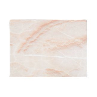 marble doormat marbled marble print cream color