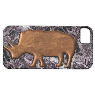 Marble effect White Rhino Iphone case. iPhone 5 Cover