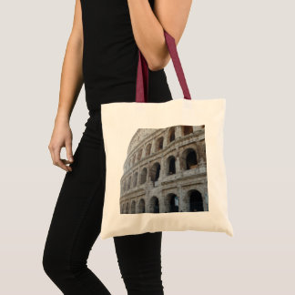 Marble Face of the Colosseum Tote Bag