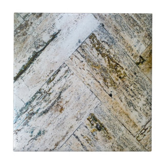 Marble Floor Chevrons Ceramic Tile